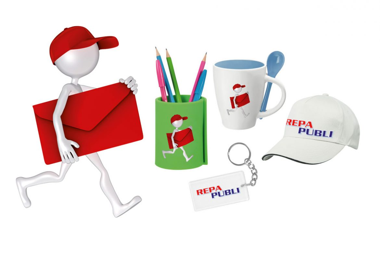 merchandising Repapubli