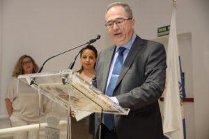 Julián Palencia. Discurso premios CIFE.