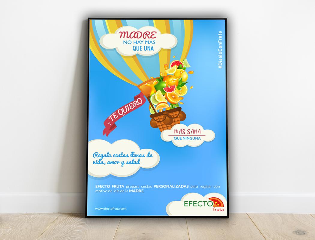 Campaña Día de la madre Efecto Fruta