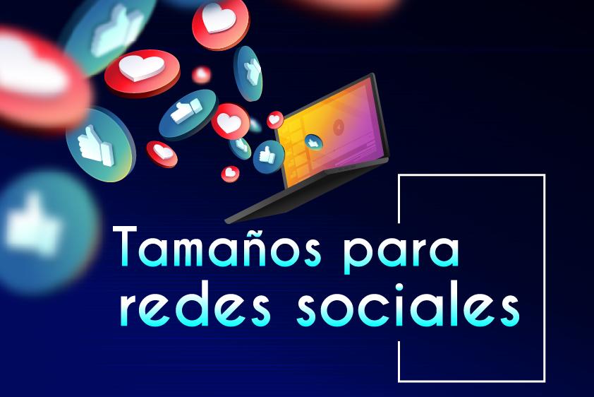 formato redes sociales